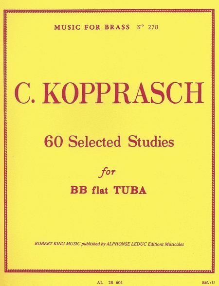 60 Selected Studies for Tuba