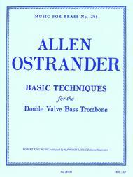 Basic Techniques (trombone-bass Solo)