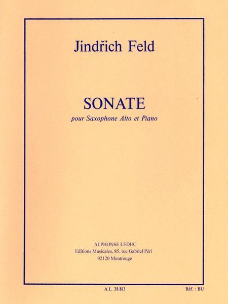 Sonate Pour Saxophone Alto Et Piano