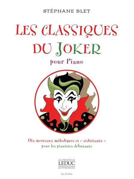 Les Classiques Du Joker (piano Solo)