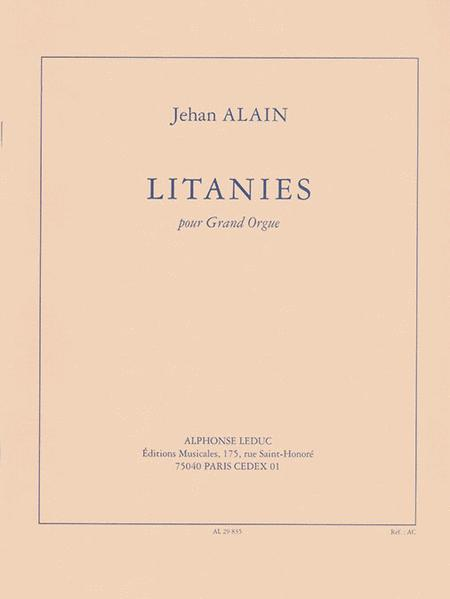 Litanies For Organ