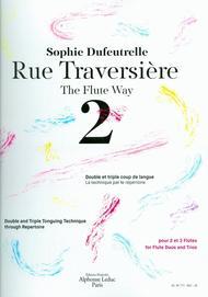 Rue Traversiere 2- The Flute Way