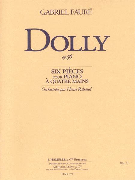 Dolly Op56 Partition D Orchestre In 16 (poche)