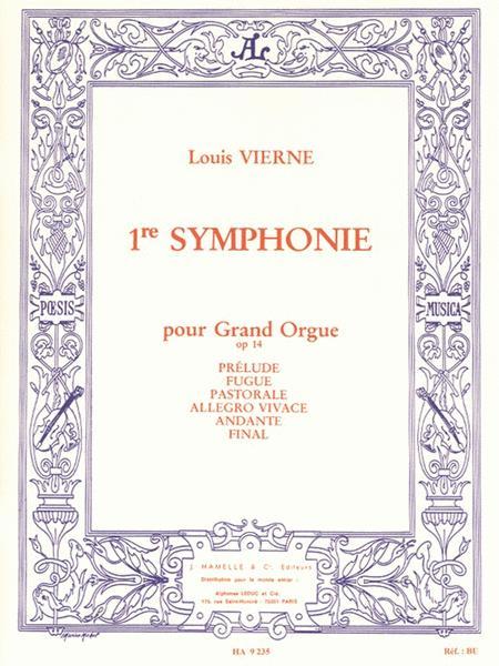 Symphonie No. 1 Op. 14