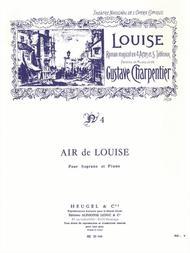 Air De 'Louise' No.4