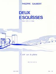 Philippe Gaubert: Deux Esquisses 1