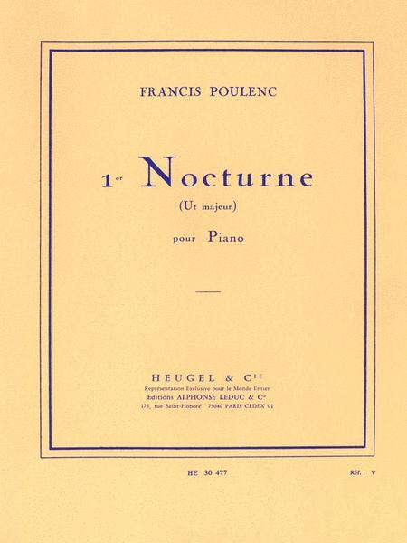 Nocturne No.1 In C