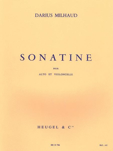 Sonatine Op.378