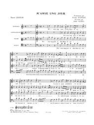 Chansons polyphoniques Vol.3a, 2