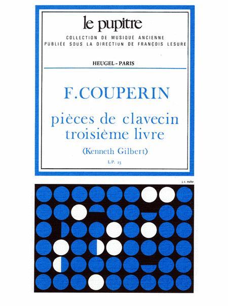 Pieces De Clavecin Livre 3 (lp23)