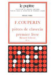 Pieces De Clavecin Livre 1 (lp21)