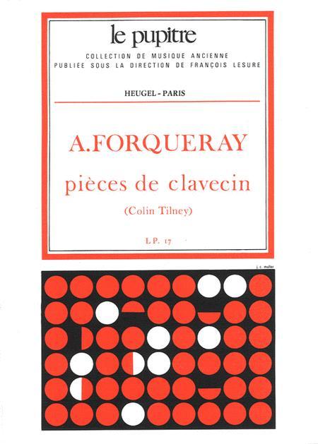 Pieces De Clavecin (lp17) (harpsichord Solo)
