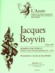 Livre D'orgue No.1, Vol.1 (organ)