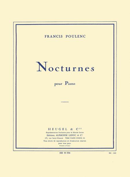 Nocturnes Recueil Piano