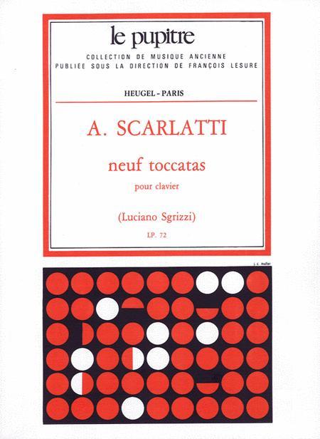 9 Toccatas