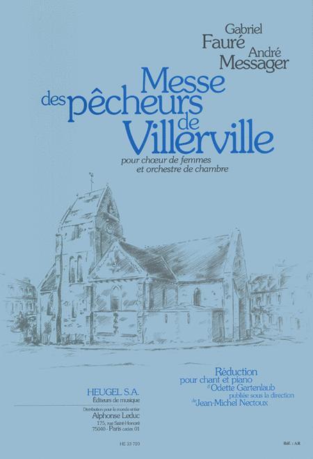 Messe Des Pecheurs De Villerville