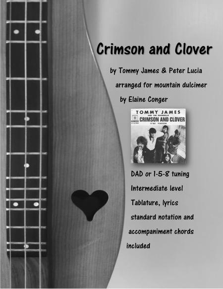 Download Crimson And Clover Sheet Music By Tommy James & The ...