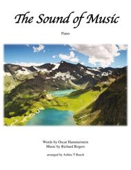 The Sound Of Music for Piano