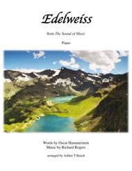 Edelweiss for Easy Piano