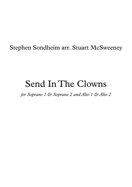 Send In The Clowns