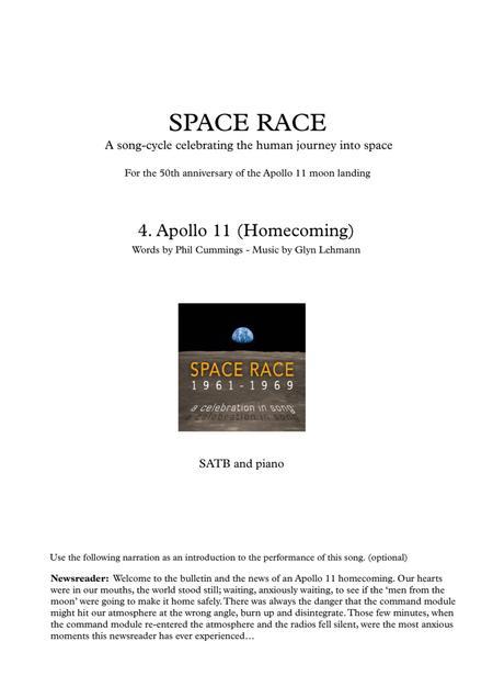 Apollo 11 (Homecoming)