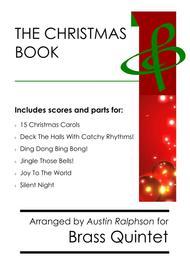 The Christmas Book - brass quintet pack / bundle
