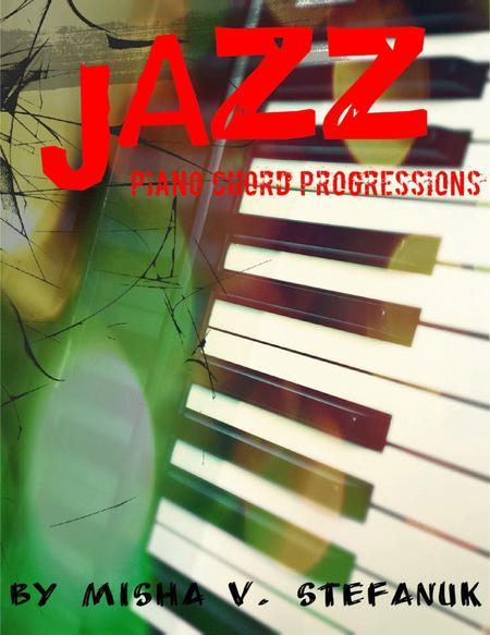 Jazz Piano Chord Progressions