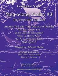 Sing-along Medley #2 (for Woodwind Quintet)