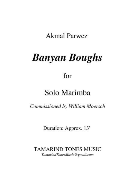 Banyan Boughs for Solo Marimba