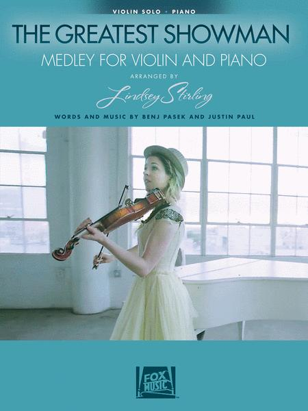 The Greatest Showman: Medley for Violin & Piano
