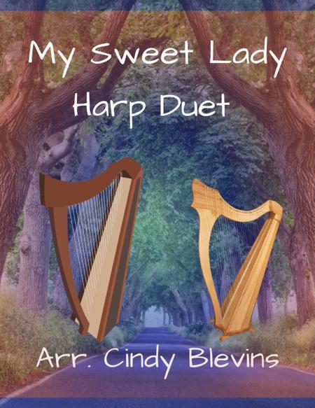 My Sweet Lady, Harp Duet