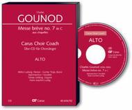 Messe breve no. 7 aux chapelles. Carus Choir Coach