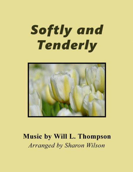 Softly and Tenderly (Piano Solo)