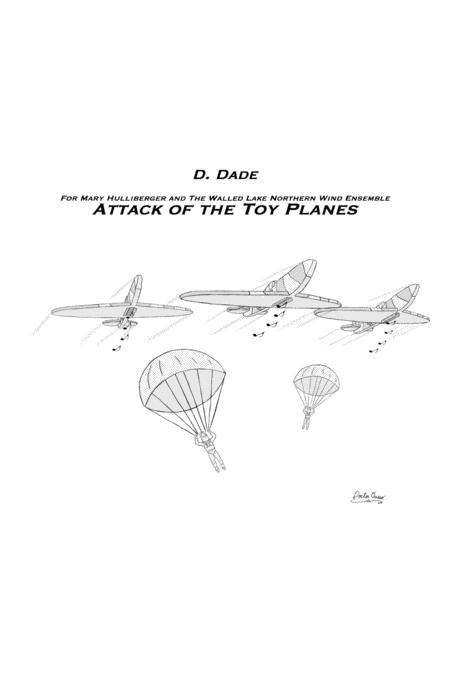 Attack of The Toy Planes