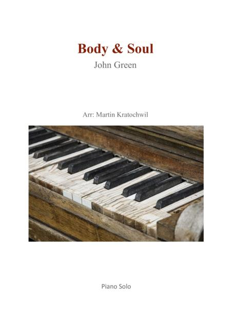 Body And Soul  from THREE'S A CROWD