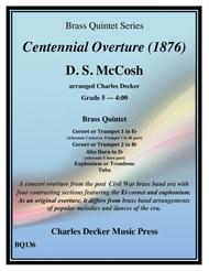 Civil War Brass Quintets Vol. 1 Tuba