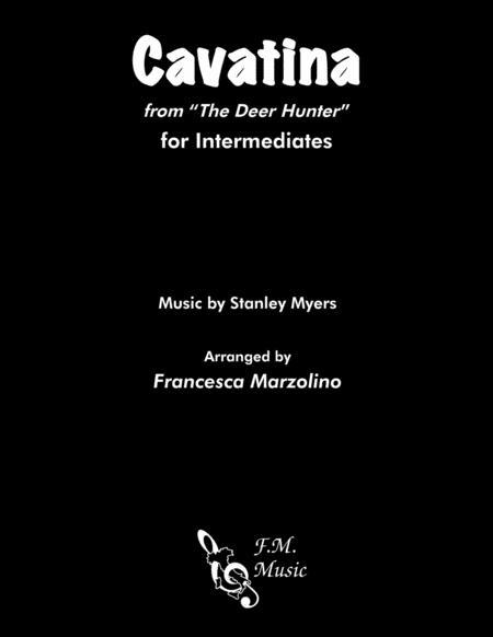 Cavatina (Intermediate Piano)