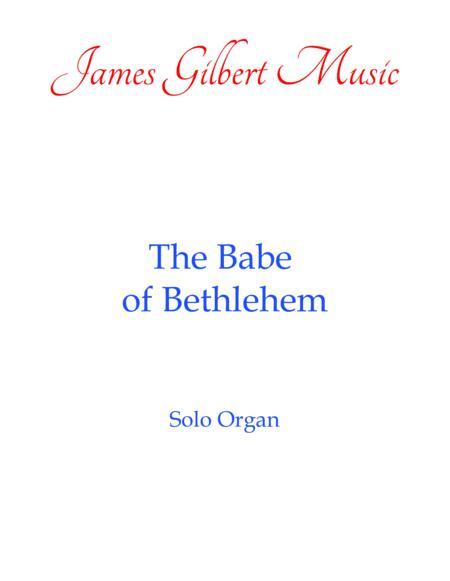 The Babe Of Bethlehem (OR102)
