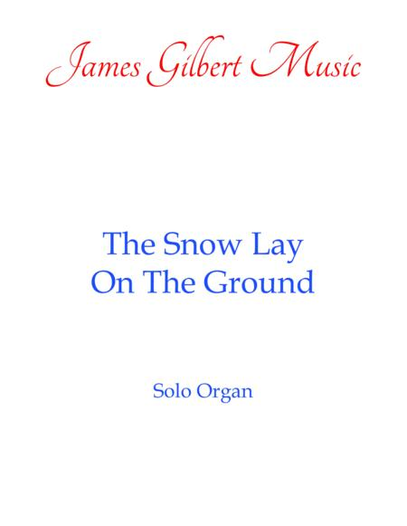 The Snow Lay On The Ground (OR098)
