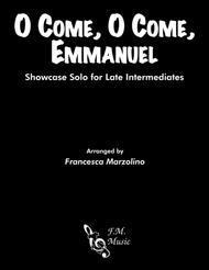 O Come, O Come, Emmanuel (Showcase Piano Solo)