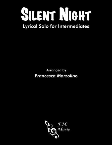 Silent Night (Lyrical Piano Solo)