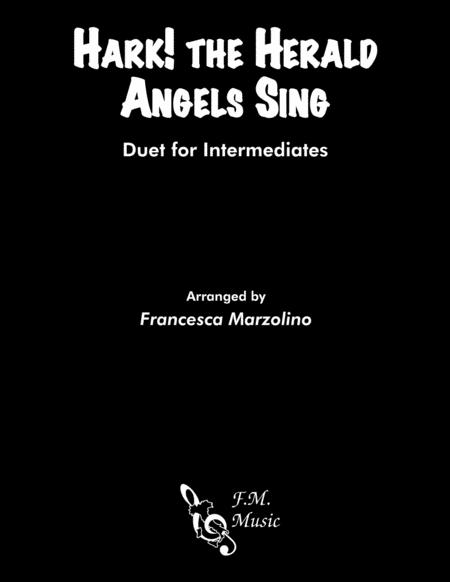 Hark! the Herald Angels Sing (Duet for Intermediates)