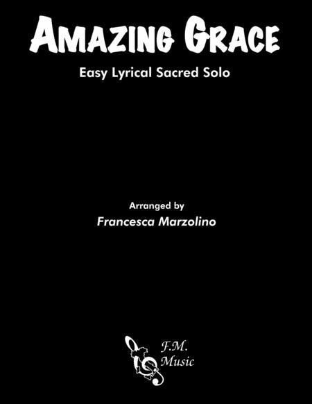 Amazing Grace (Easy Lyrical Piano)