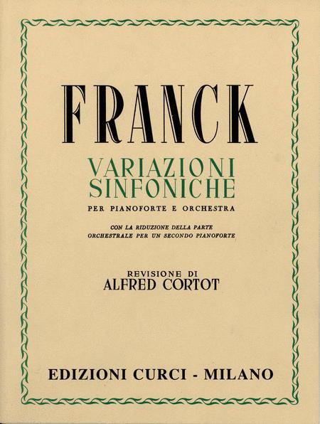 Variazioni sinfoniche per pianoforte e orchestra