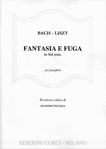 Fantasia e fuga in Sol minore