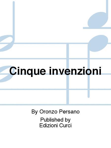 Cinque invenzioni