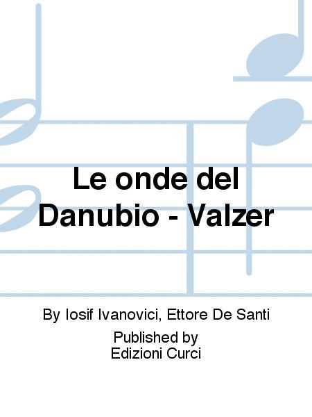 Le onde del Danubio - Valzer