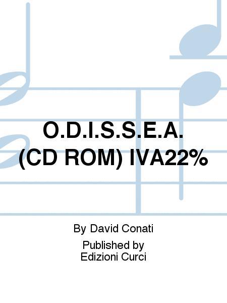 O.D.I.S.S.E.A. (CD ROM) IVA22%