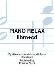 PIANO RELAX libro+cd