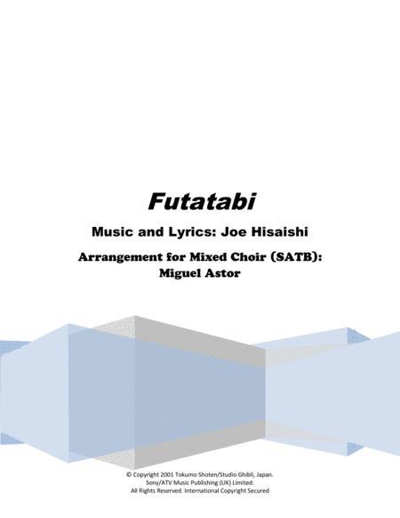 futatabi (reprise) by joe hisaishi - digital sheet music for score -  download & print h0.374937-sc001266644 | sheet music plus  sheet music plus